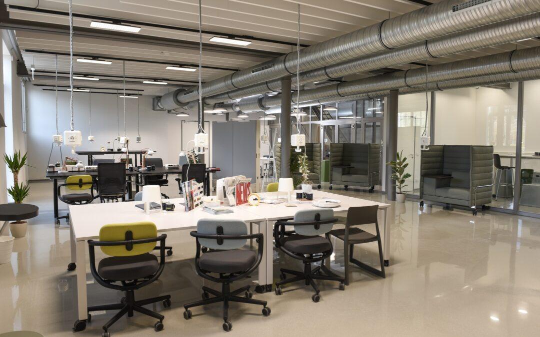 Co-Working- und Maker-Space im DOCK 33 Heidenheim