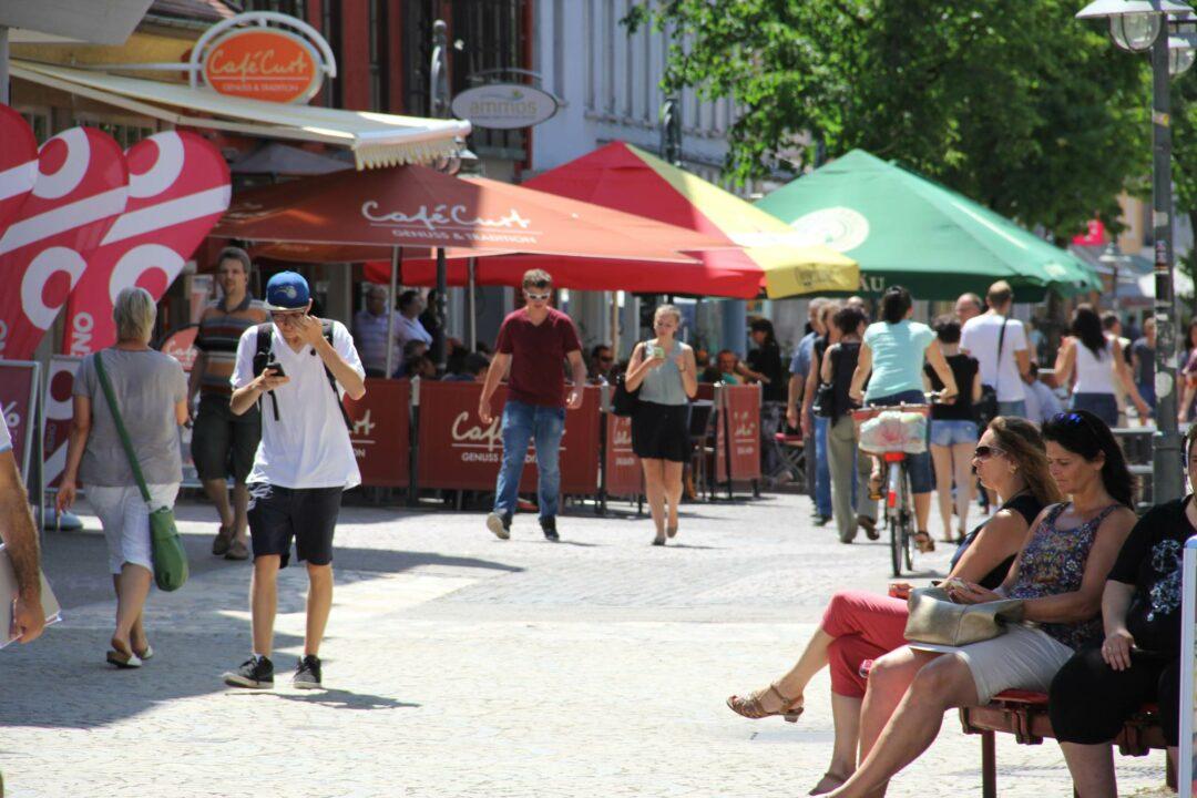 Innenstadt Heidenheim