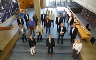 """Vorstellung der Inhalte des Modellprojektes in der Sitzung des Beirates """"Smart City Aalen"""""""