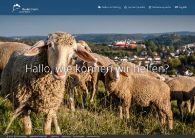 Neue Webseiten: Barrierefreiheit und Nutzerfreundlichkeit im Fokus